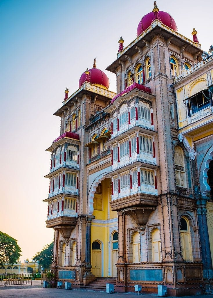 Palast in Indien