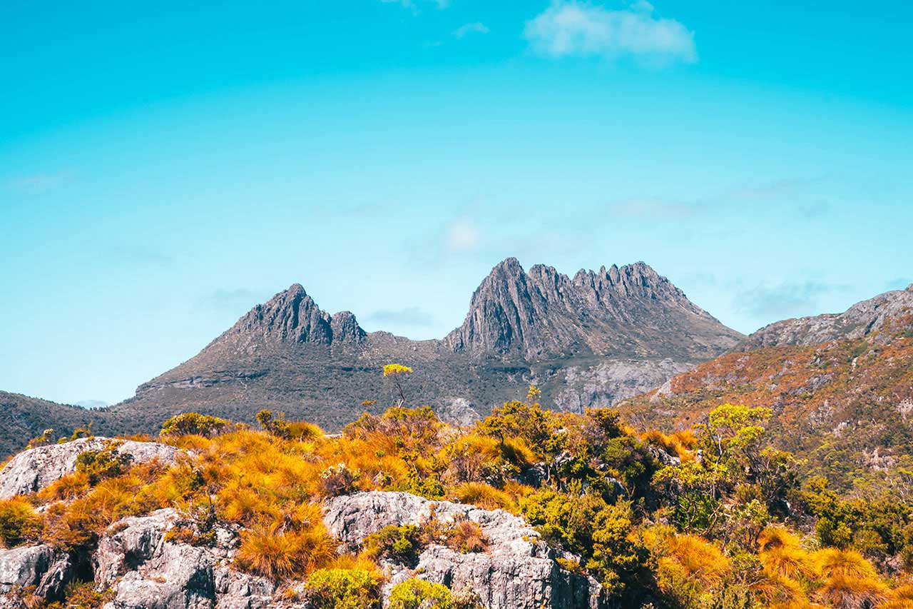 Cradle Mountain, Australien