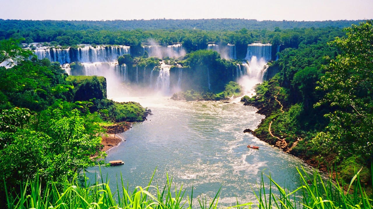 Rundreise Brasilien - Iguazu Nationalpark